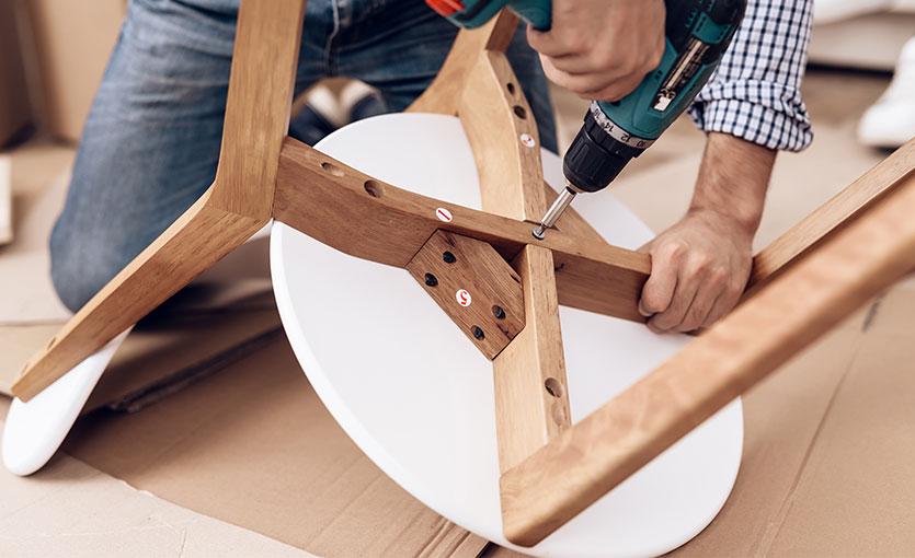 Furniture Service Repair · Sanushaa Technologies Pvt Ltd